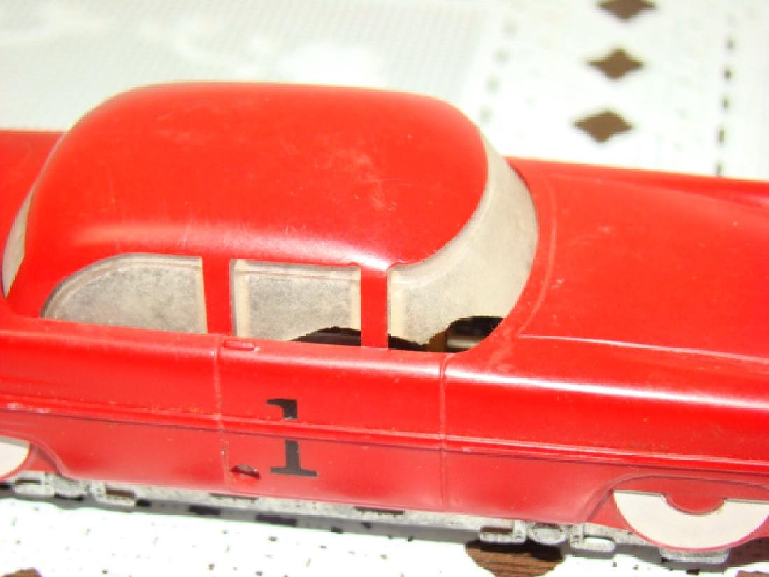 LIONEL TRAIN HO SCALE EXECUTIVE INSPECTION CAR - 6
