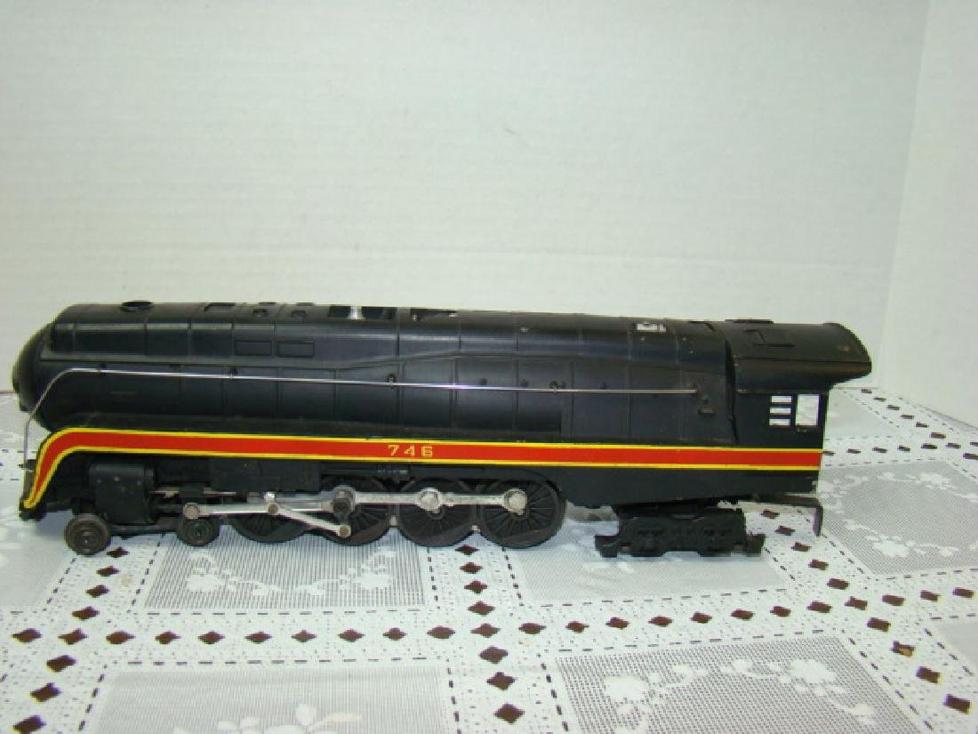 LIONEL NORFOLK & WESTERN J CLASS STEAM ENGINE LOCO