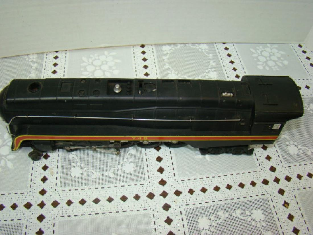 LIONEL NORFOLK & WESTERN J CLASS STEAM ENGINE LOCO - 2