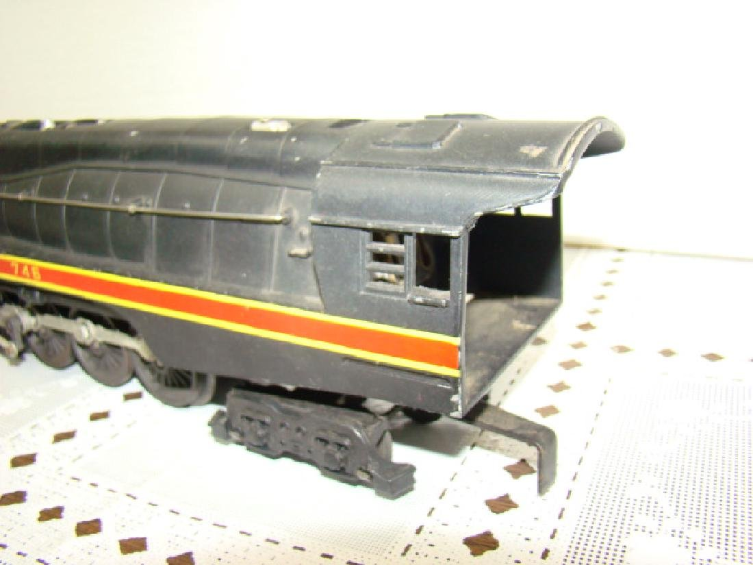 LIONEL NORFOLK & WESTERN J CLASS STEAM ENGINE LOCO - 4