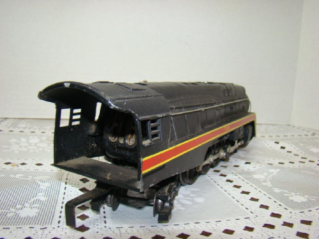 LIONEL NORFOLK & WESTERN J CLASS STEAM ENGINE LOCO - 7