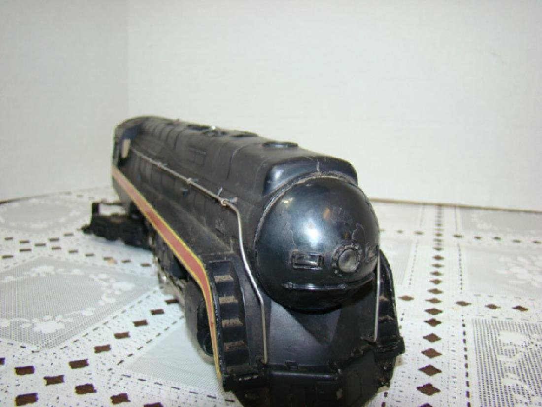LIONEL NORFOLK & WESTERN J CLASS STEAM ENGINE LOCO - 8