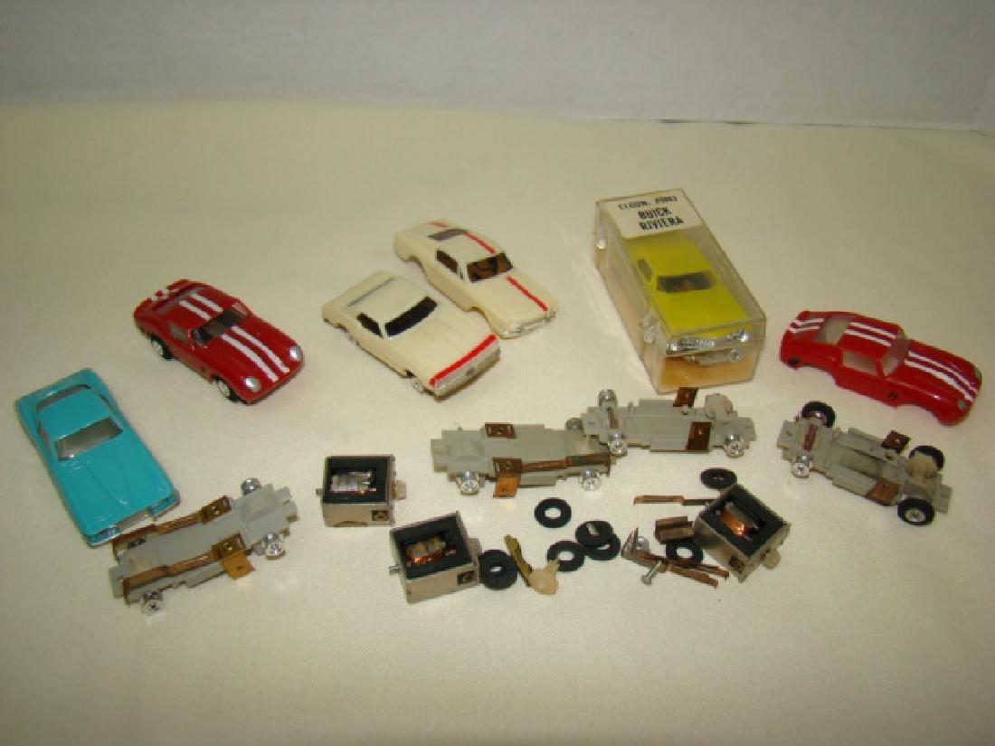 ELDON SLOTS CARS & PARTS