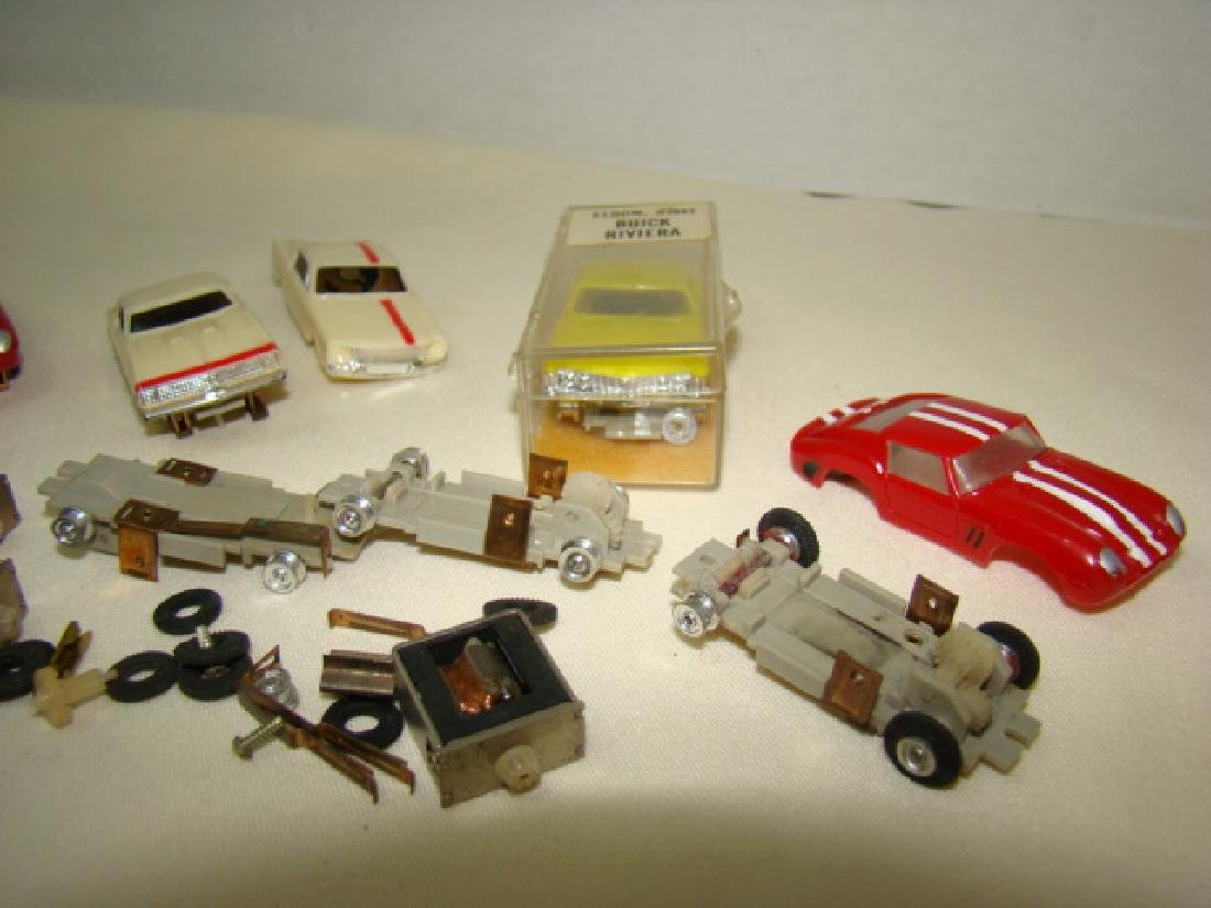 ELDON SLOTS CARS & PARTS - 2