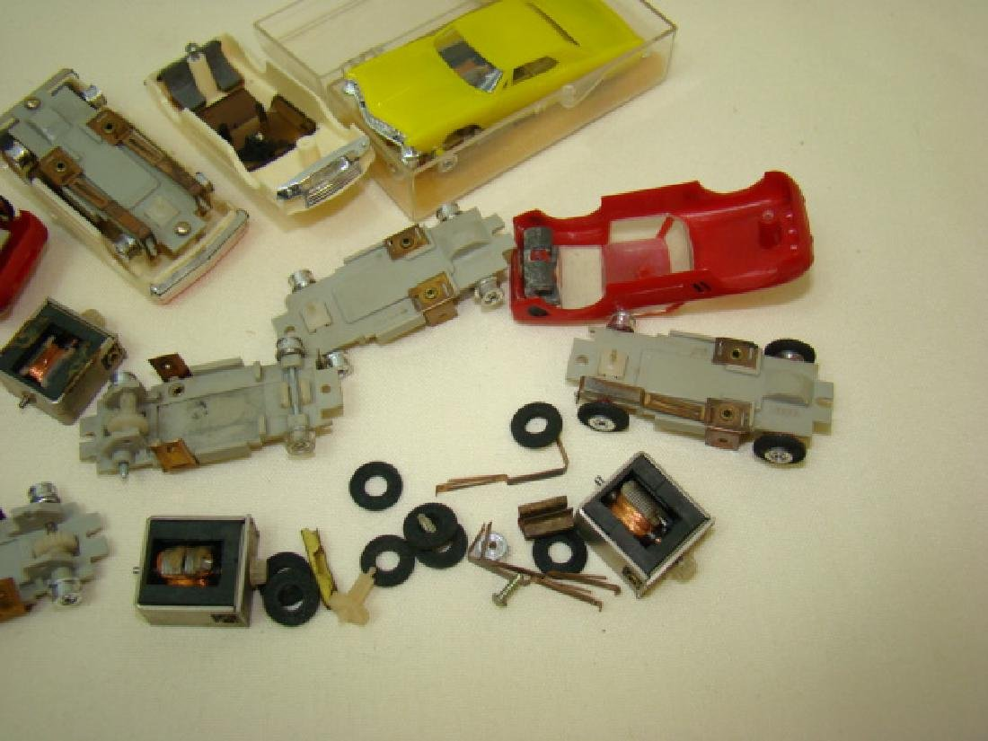 ELDON SLOTS CARS & PARTS - 8