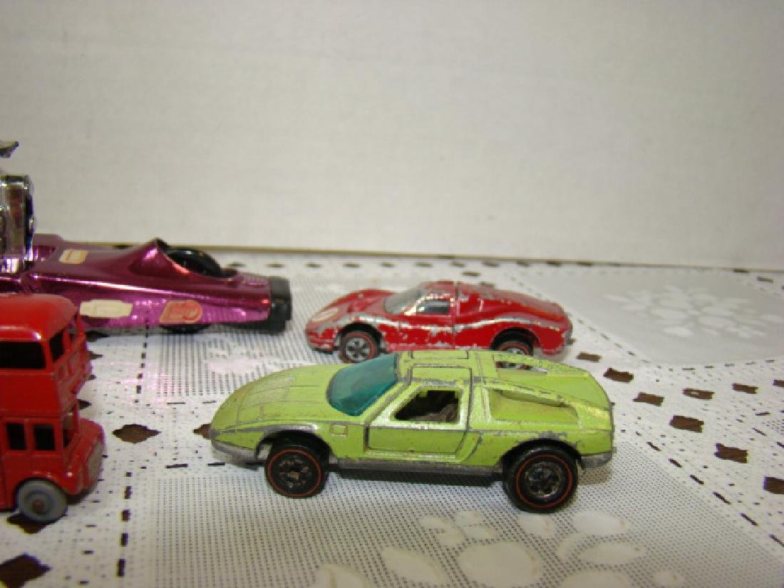 VINTAGE RED LINE HOT WHEELS AND MORE - 2