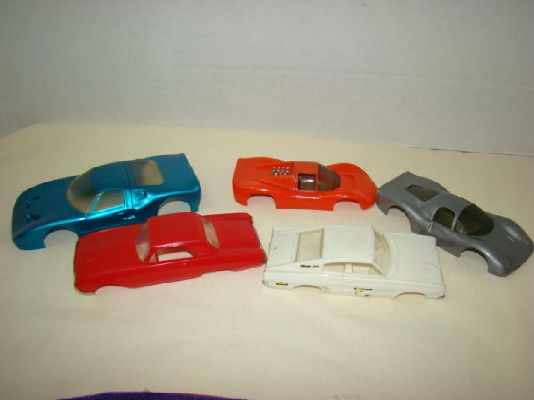 TOY CAR BODIES -ELDON AND MORE