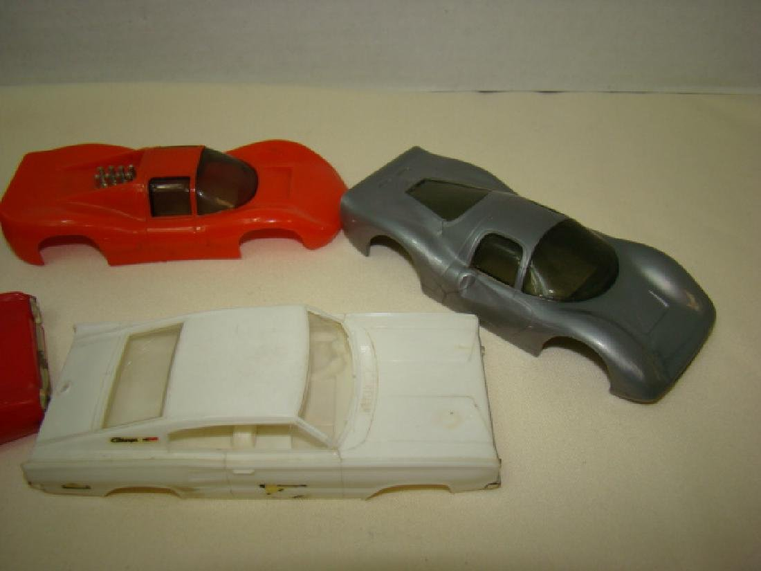 TOY CAR BODIES -ELDON AND MORE - 2