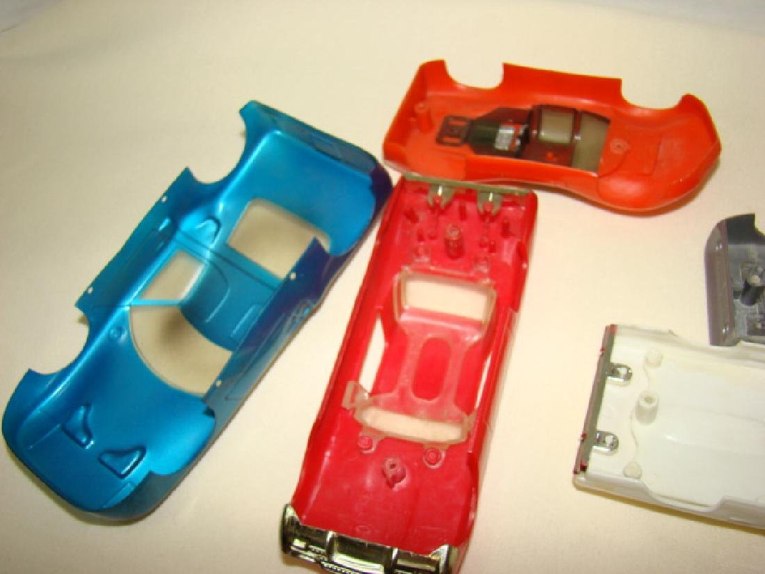 TOY CAR BODIES -ELDON AND MORE - 4