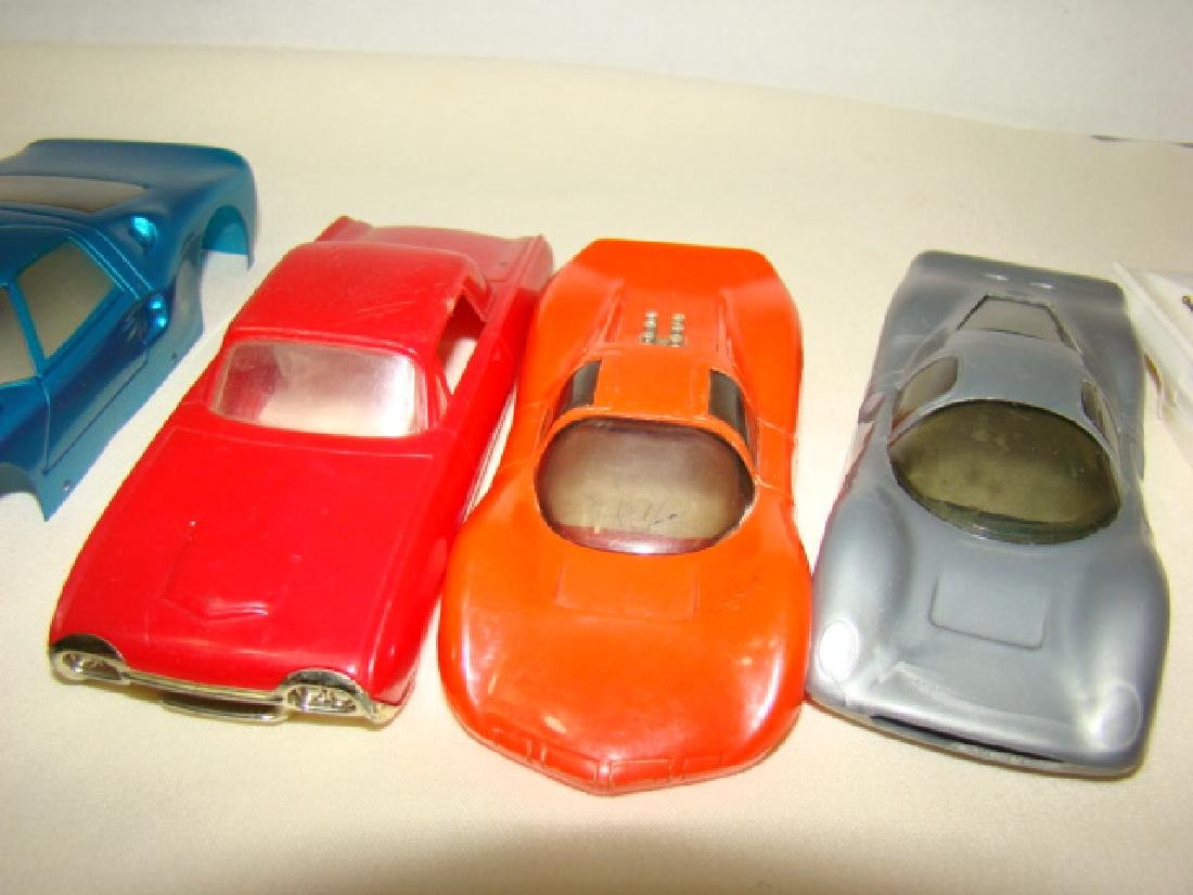 TOY CAR BODIES -ELDON AND MORE - 6