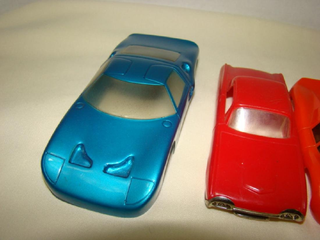 TOY CAR BODIES -ELDON AND MORE - 7
