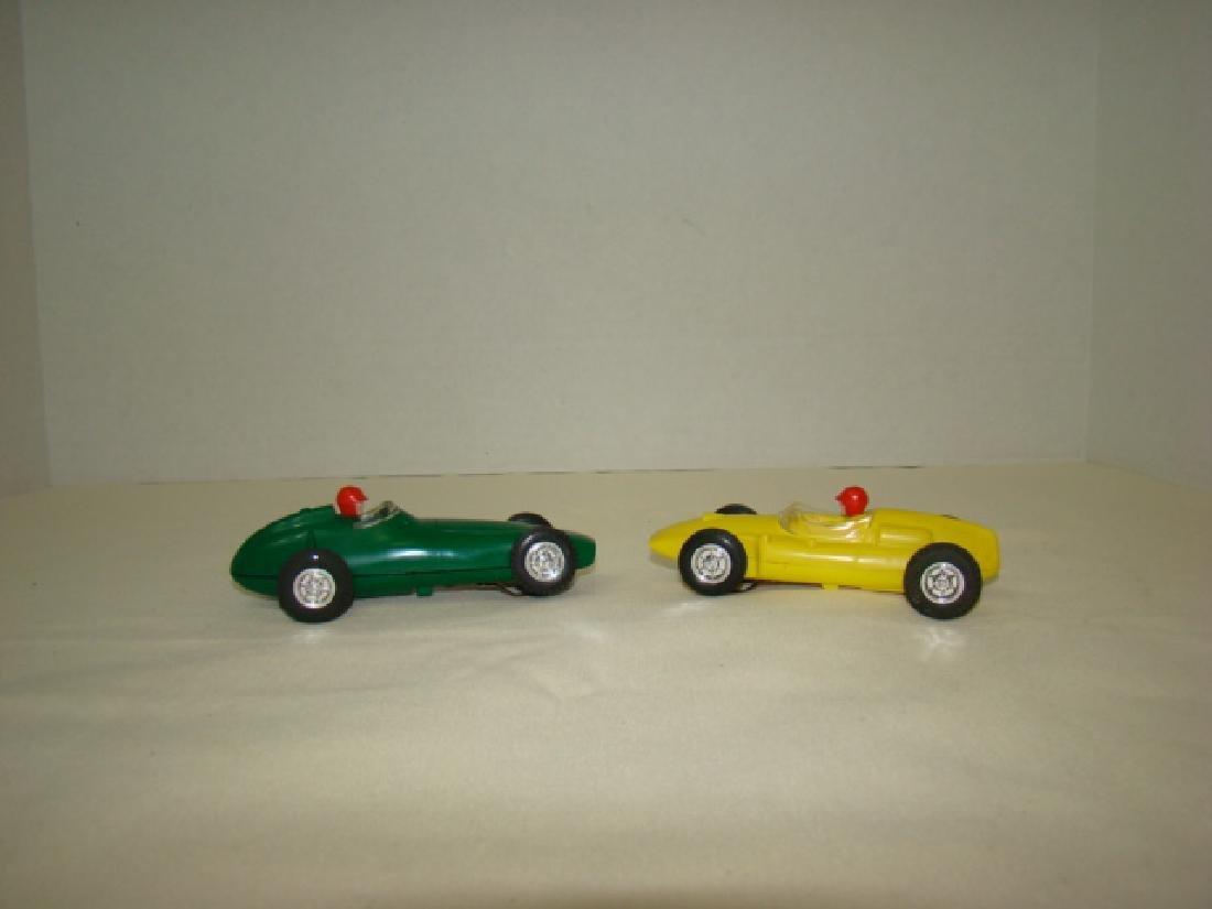 2 VINTAGE LIONEL RACE CARS