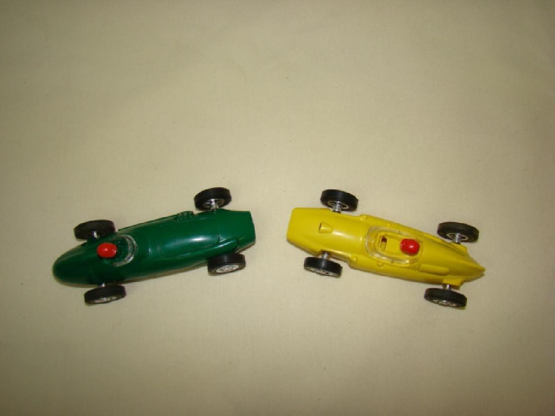 2 VINTAGE LIONEL RACE CARS - 2