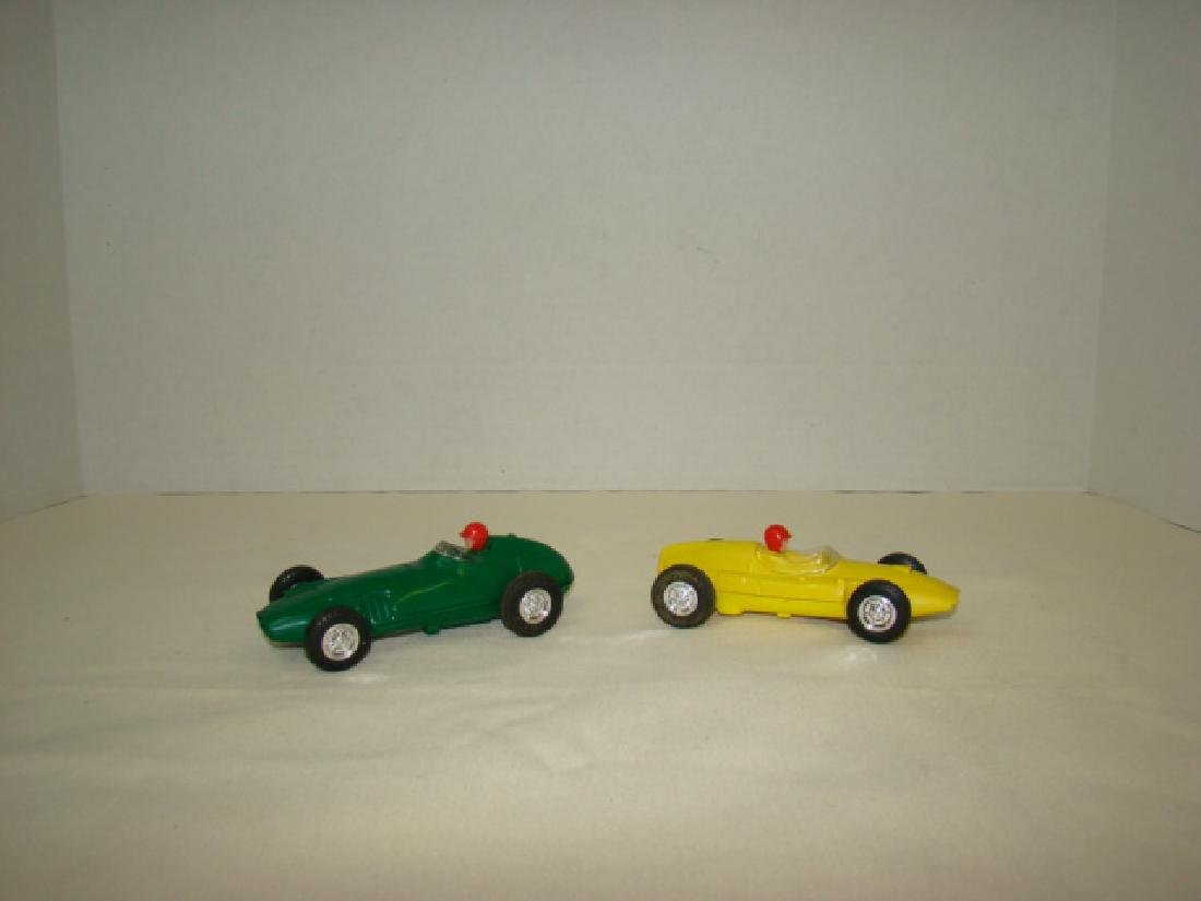 2 VINTAGE LIONEL RACE CARS - 3