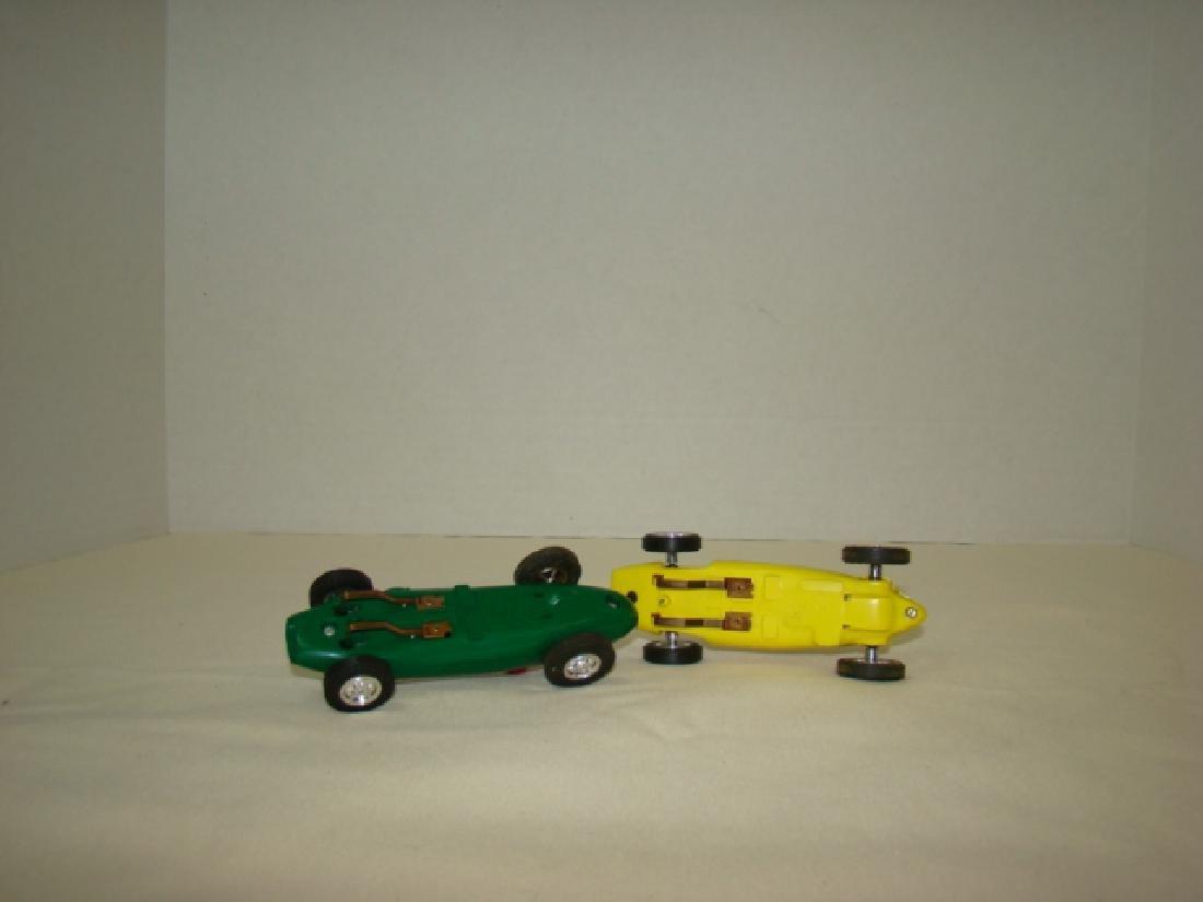 2 VINTAGE LIONEL RACE CARS - 5