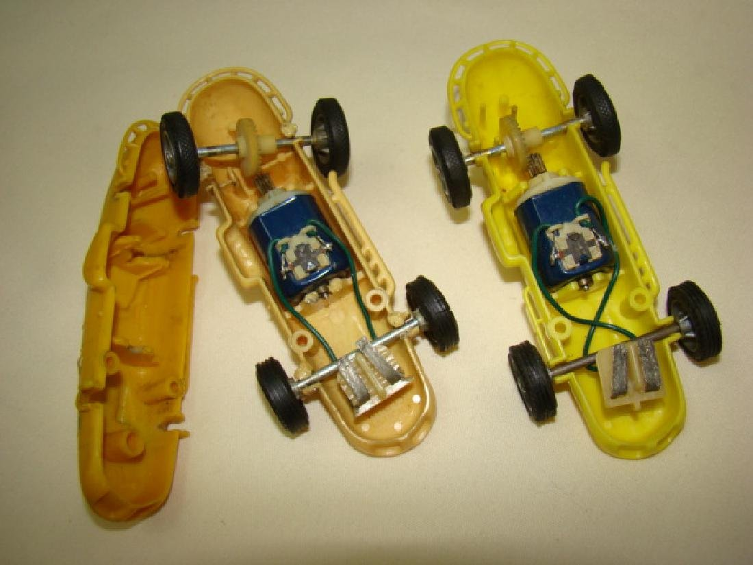 ELDON INDY RACE CARS - 4
