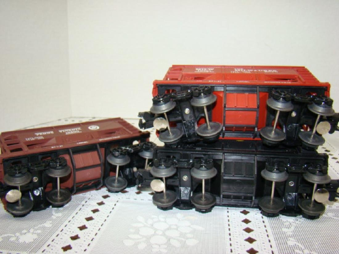 THREE LIONEL COAL CARS - 5