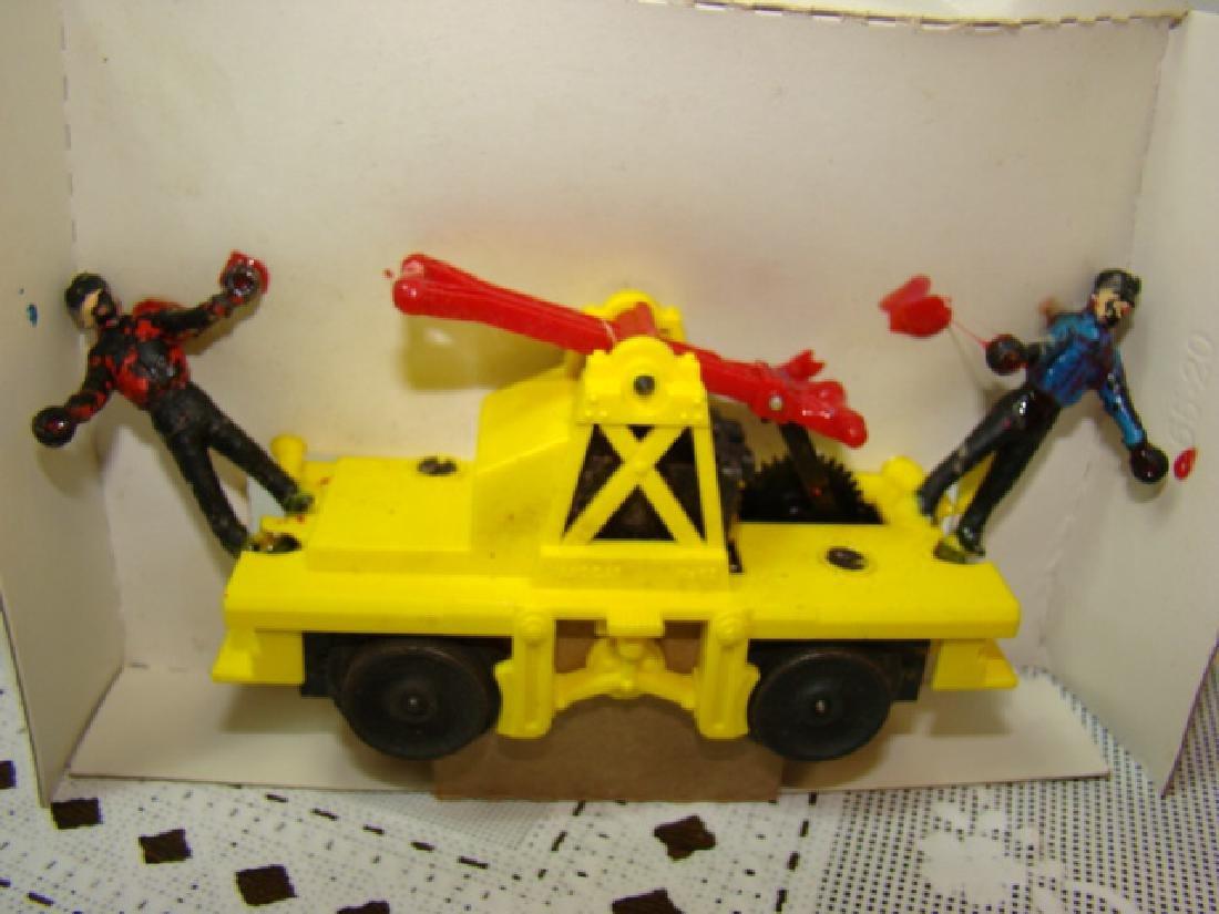 LIONEL TRAINS HO SCALE MOTORIZED HAND CAR NIB - 2