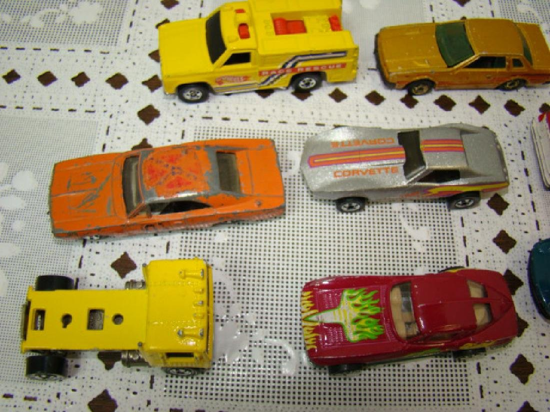 VINTAGE HOT WHEELS HOT WHEELS - 2