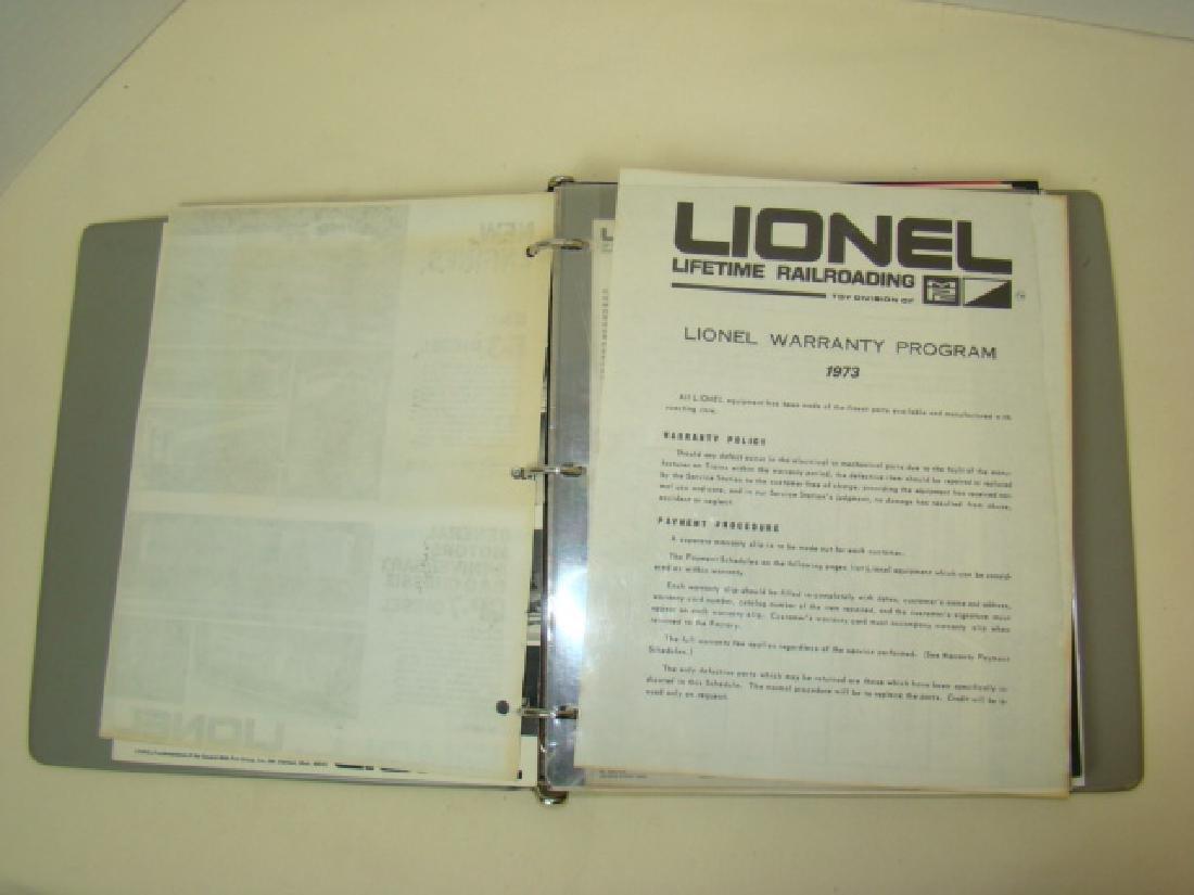 1967-1973 LIONEL CORPORATION SERVICE STATION BULLE - 5