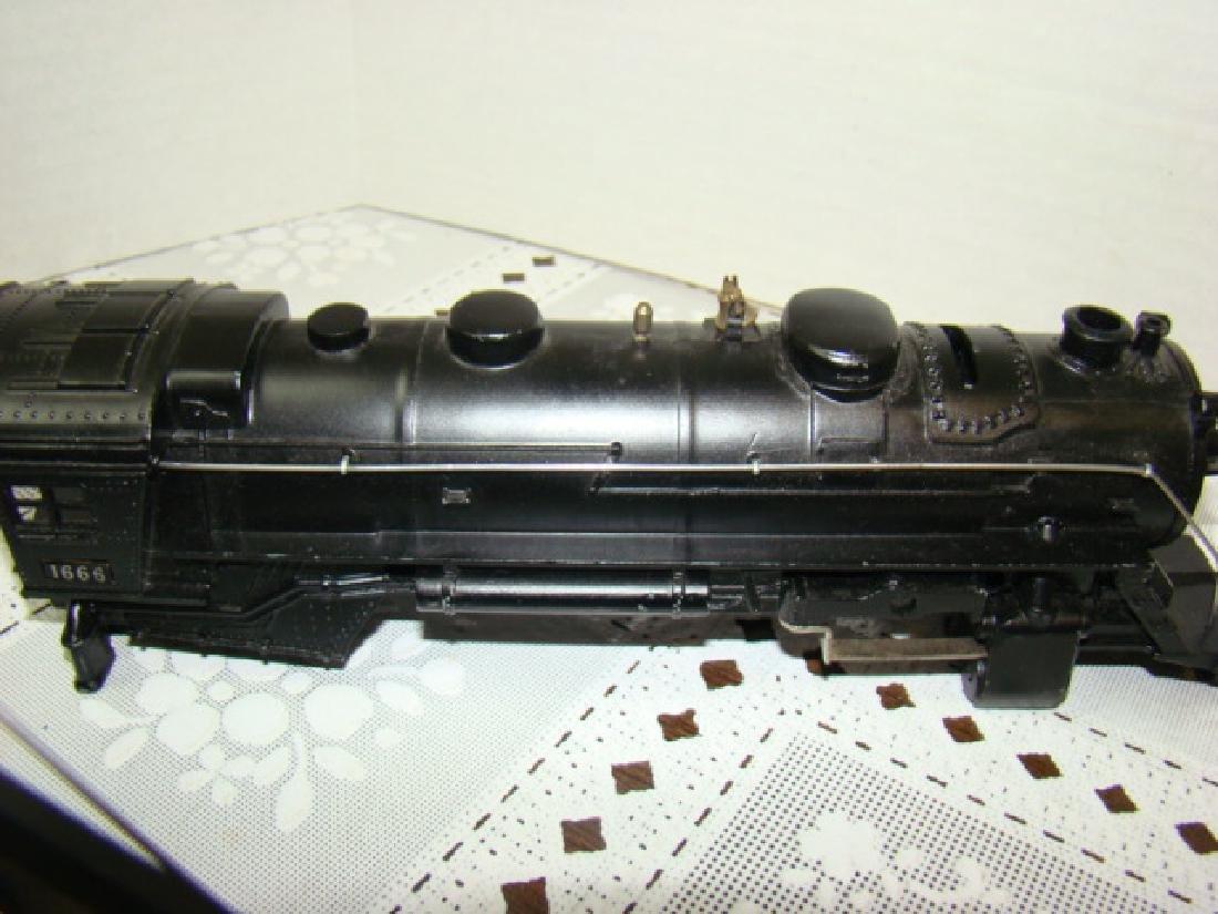 LIONEL TRAINS- LOCOMOTIVE 221 CAB-CRANE CAR & MORE - 2