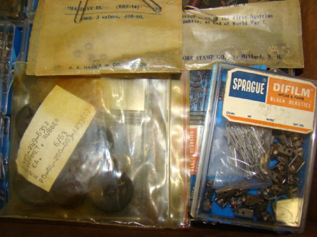 TRAIN/TOY VARIOUS SIZES HARDWARE-WASHERS-NUTS-BOLT - 3