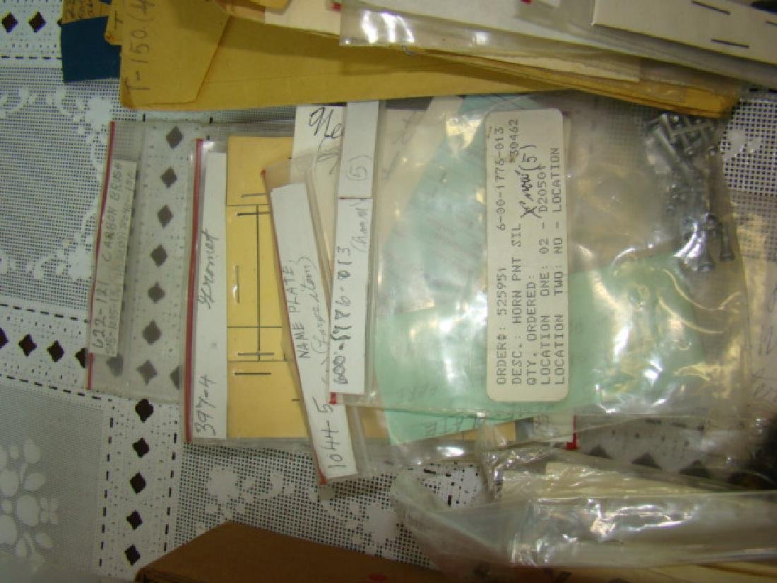LIONEL TRAIN PARTS; ACCESSORIES;  AND HARDWARE - 7