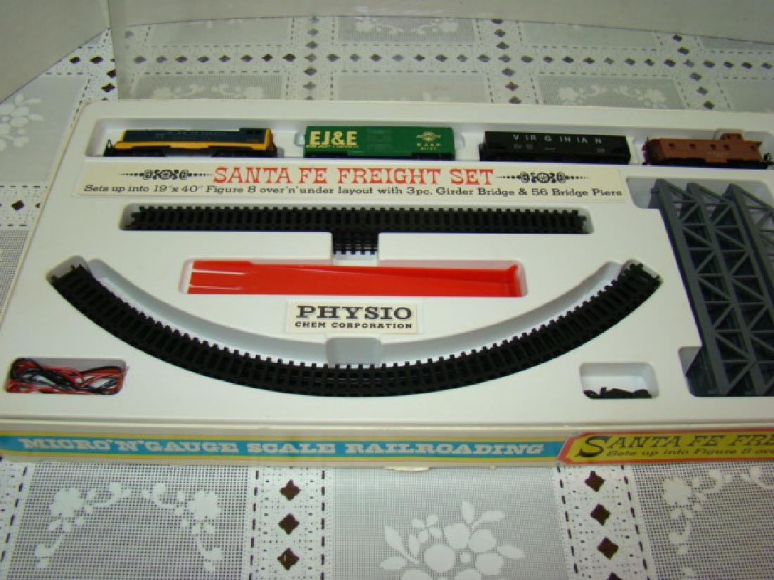 PHYSIO CHEM CORPORATION MICRO-N-GAUGE SCALE TRAIN - 4