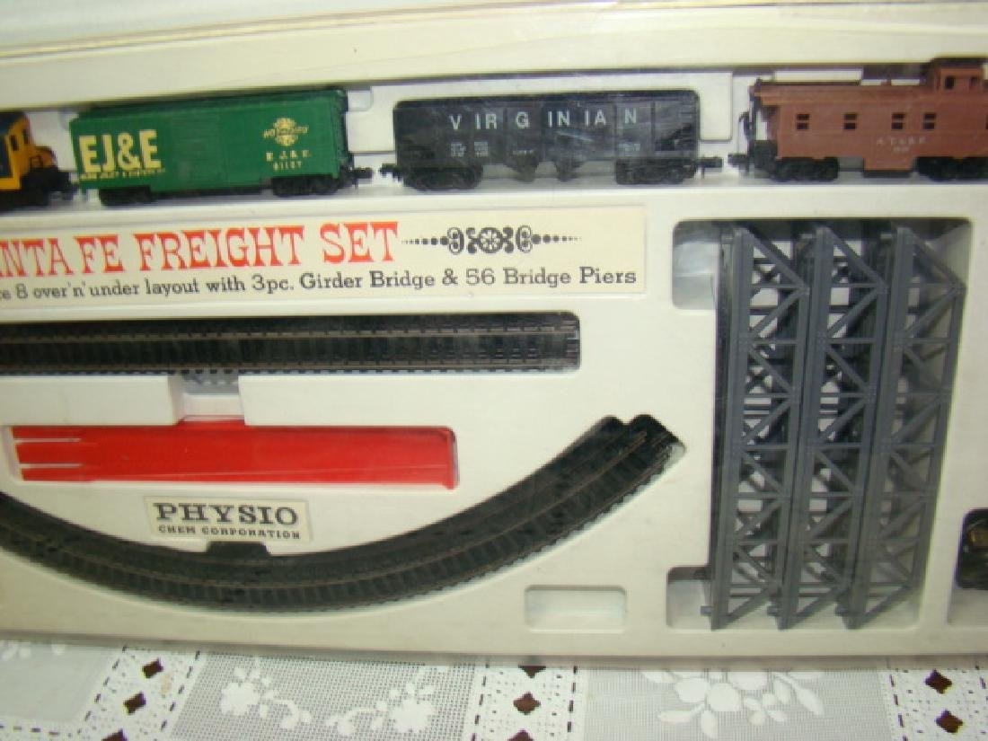 PHYSIO CHEM CORPORATION MICRO-N-GAUGE SCALE TRAIN - 3