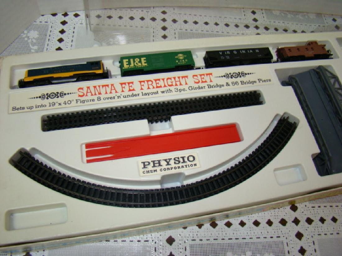 PHYSIO CHEM CORPORATION MICRO-N-GAUGE SCALE TRAIN - 5