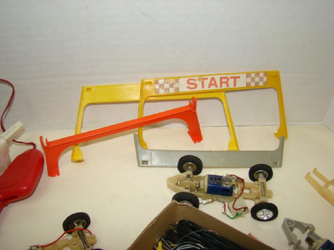 ELDON SLOT CARS PARTS-ENGINES AND ACCESSORIES - 4