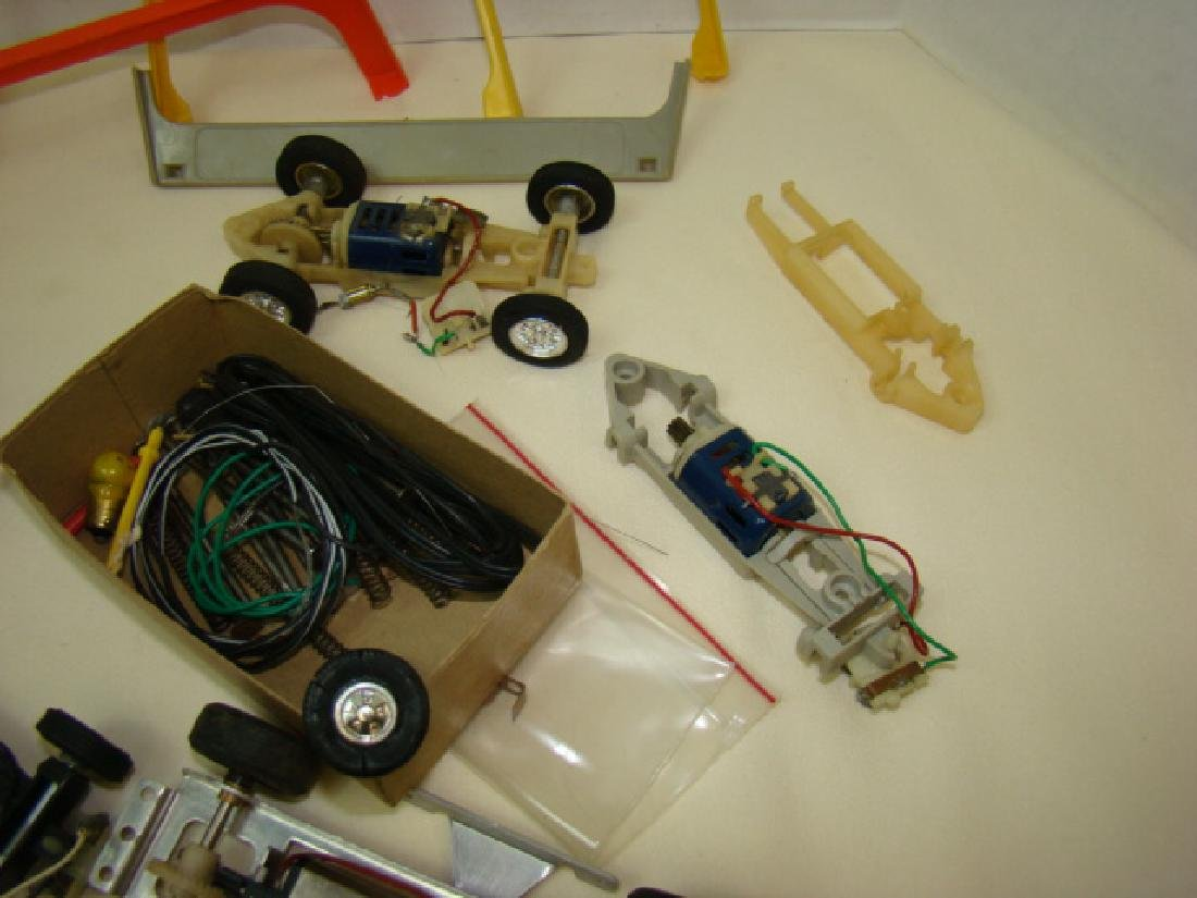 ELDON SLOT CARS PARTS-ENGINES AND ACCESSORIES - 5