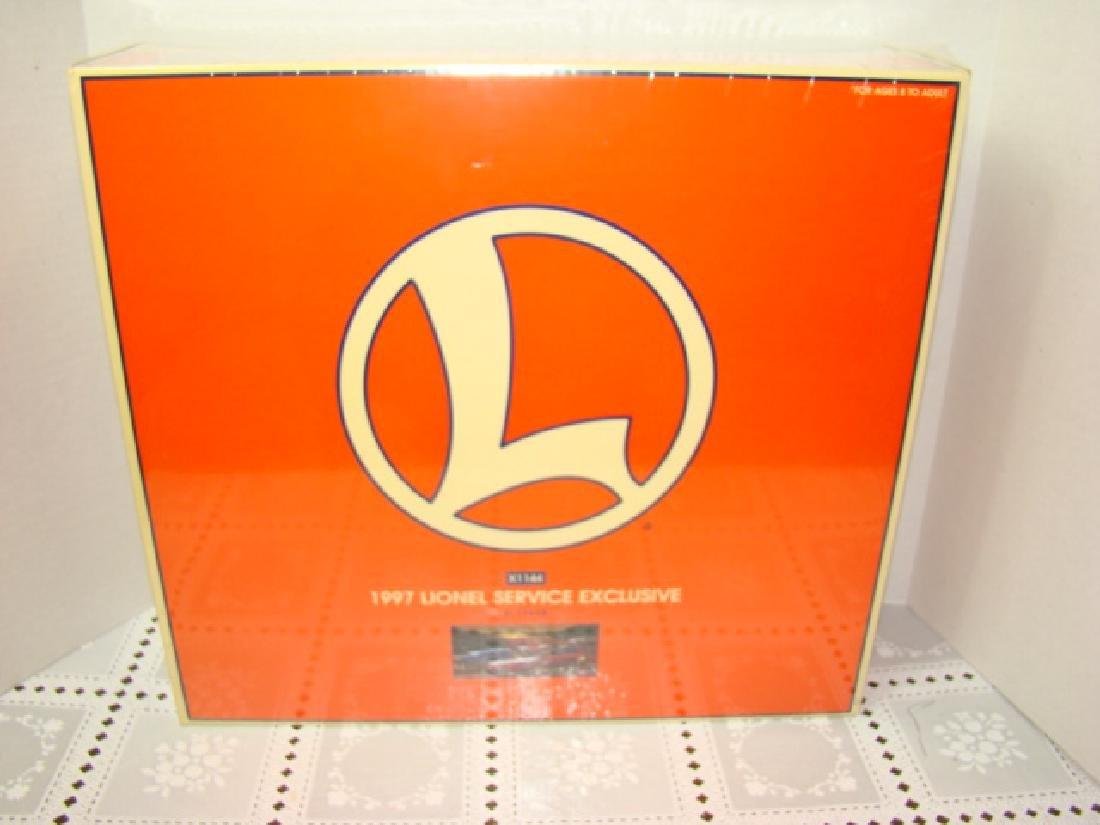 1997 LIONEL SERVICE EXCLUSIVE COMPLETE TRAIN SET 6