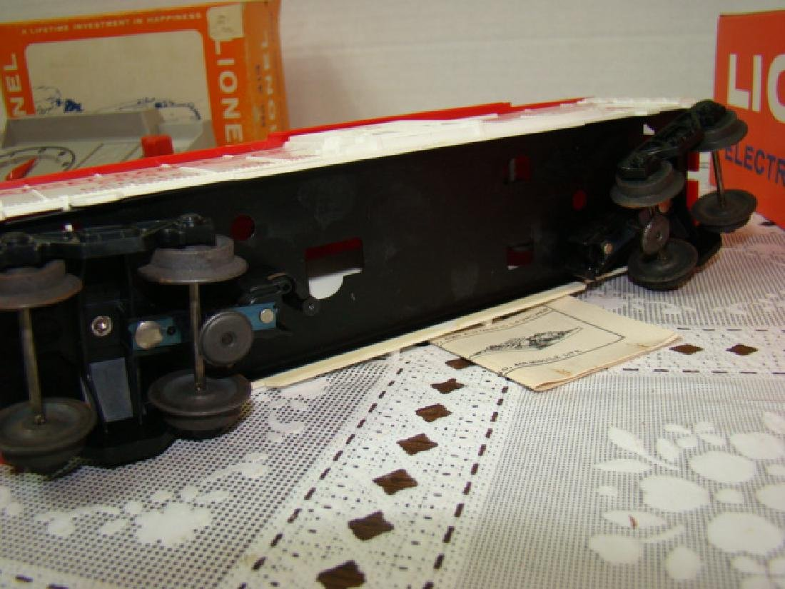 LIONEL 413 COUNTDOWN CONTROL AND 6448 TARGET CAR - 6