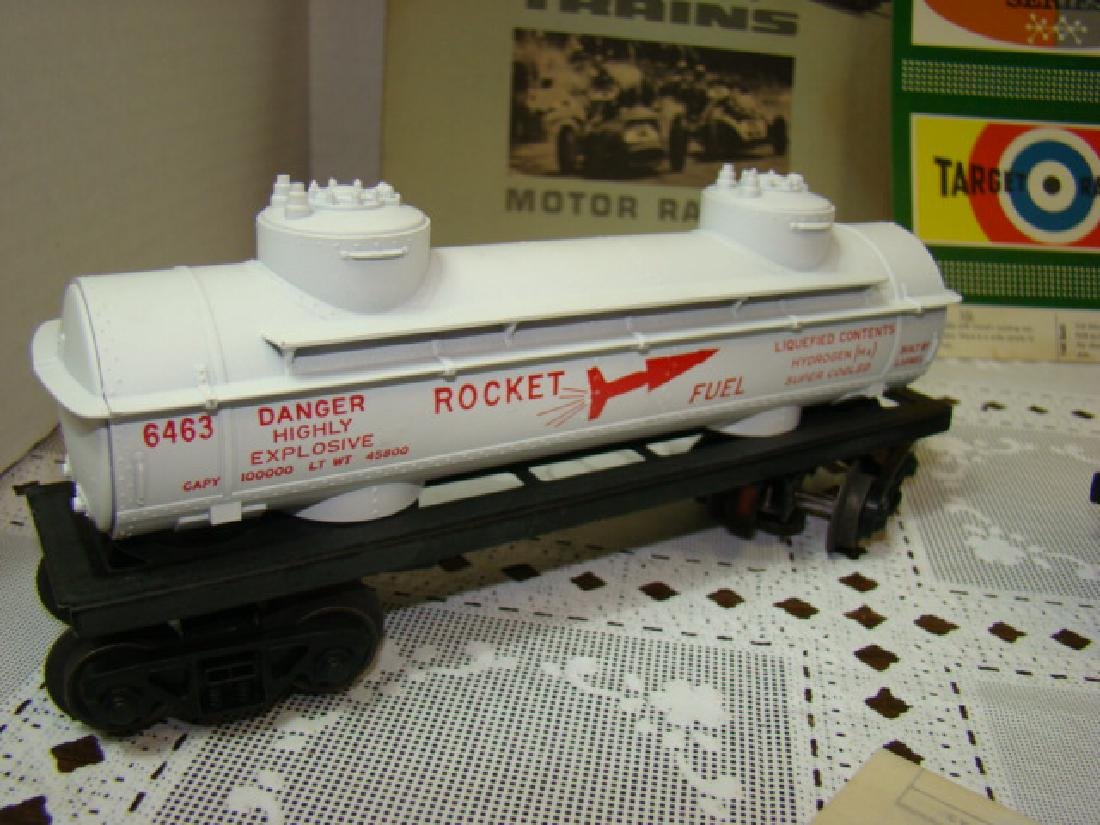 LIONEL TRAIN SET 11341 IN ORIGINAL BOX - 6