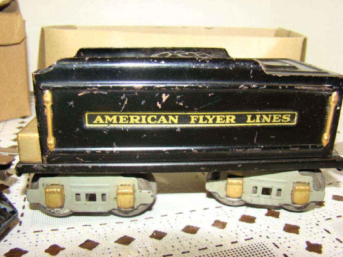 ORIGINAL AMERICAN FLYER NO 3315 ''O'' GUAGE STEAM LO - 3