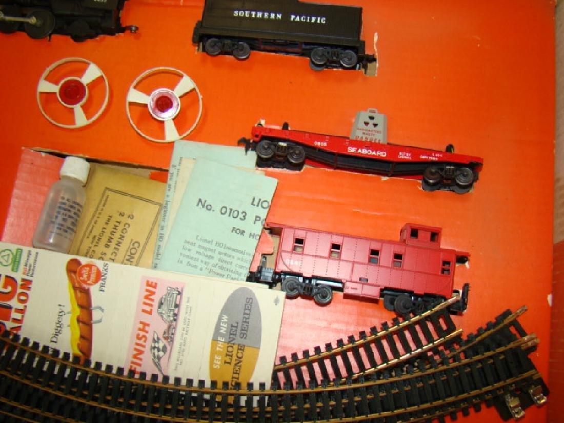 LIONEL HO SCALE TRAIN SET NIB 14043 - 3