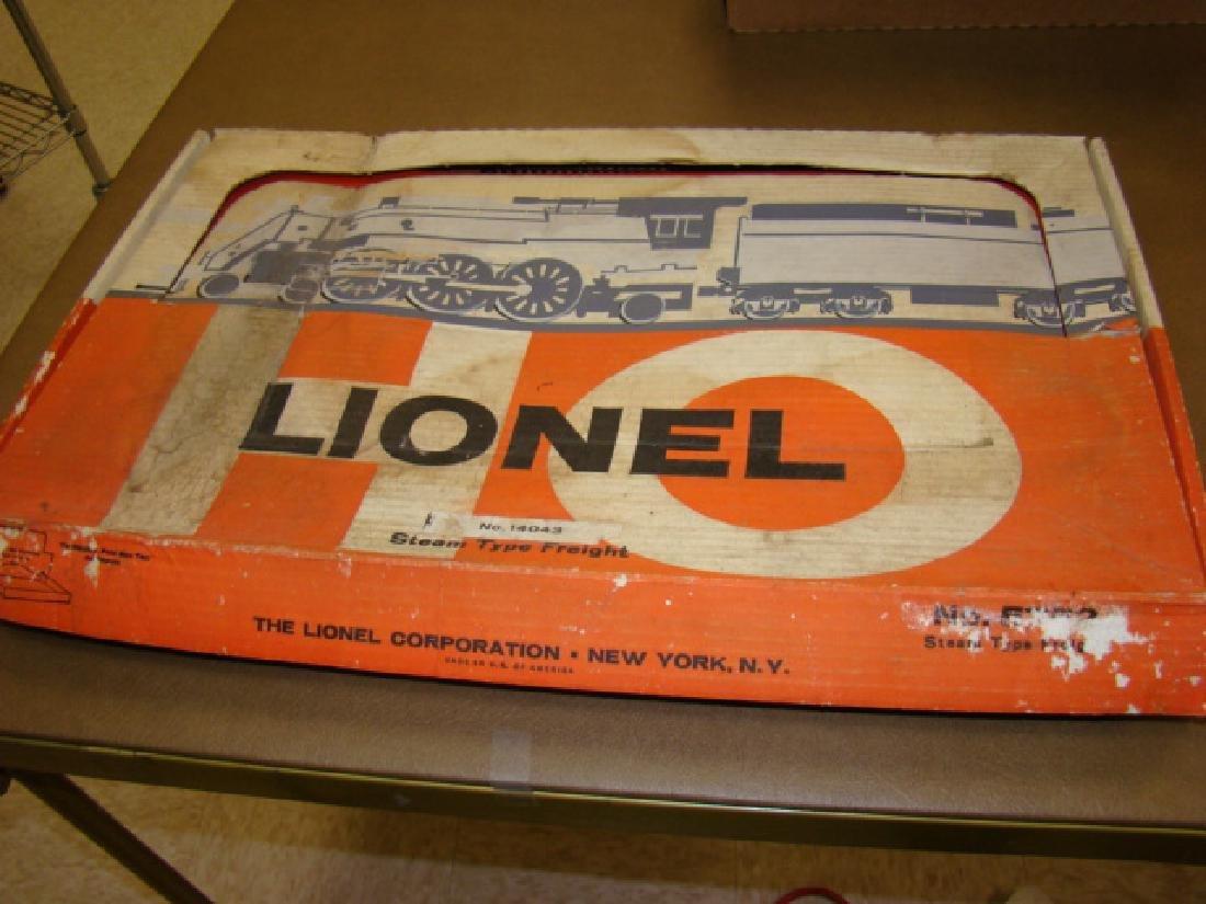 LIONEL HO SCALE TRAIN SET NIB 14043 - 4