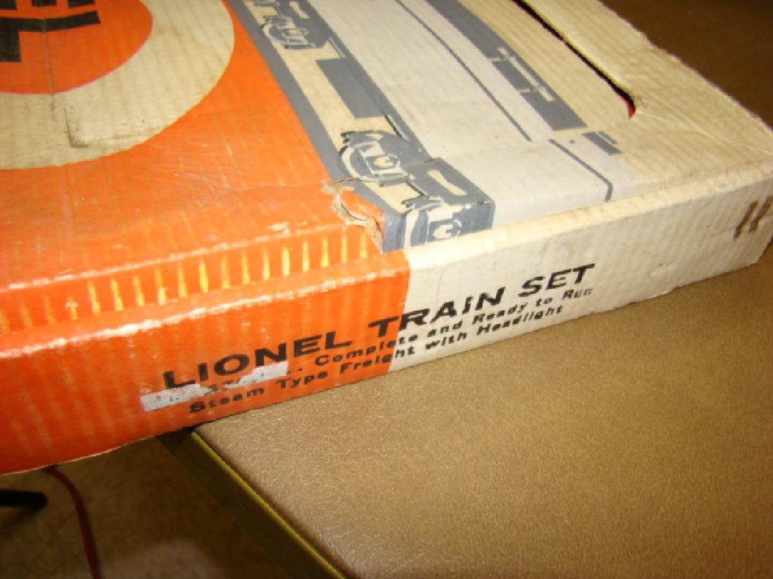 LIONEL HO SCALE TRAIN SET NIB 14043 - 6