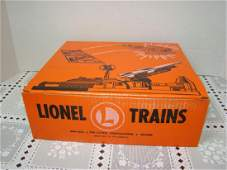 LIONEL HO SCALE MISSILE LAUNCHING PLATFORM WITH E