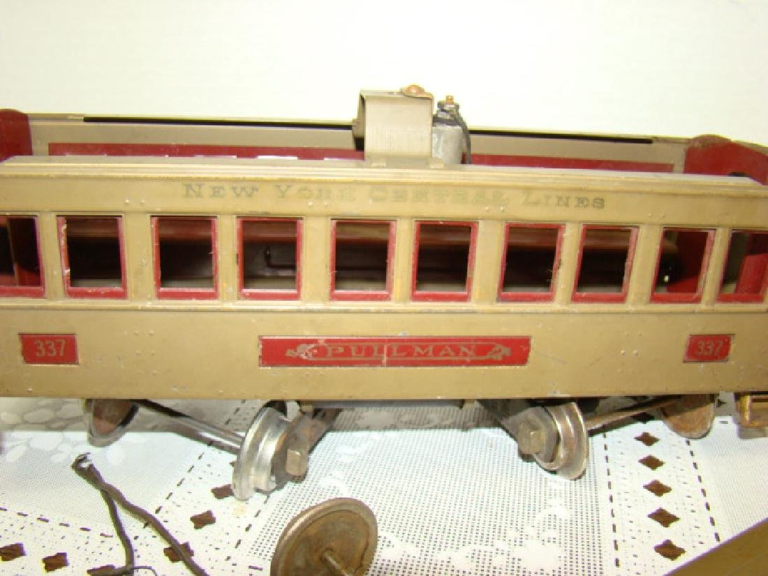 VINTAGE LIONEL PRE WAR PULLMAN TRAIN CAR - 2