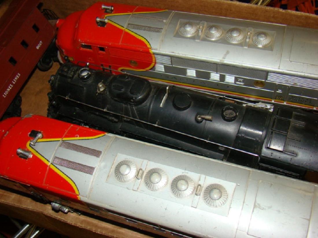 SHELF LOT-O SCALE 027 VARIOUS CARS - 5