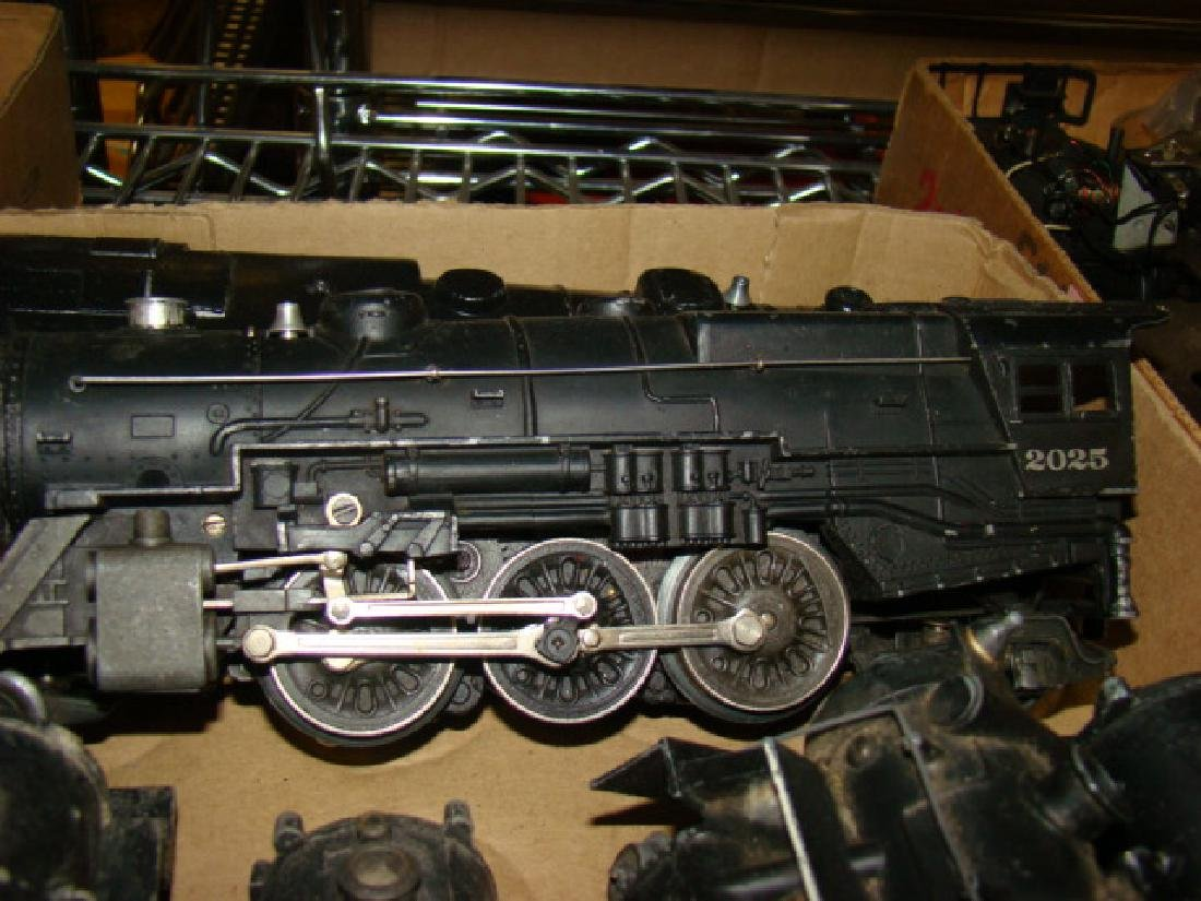 VARIOUS METAL LOCOMOTIVES MOSTLY REPAIR - 3
