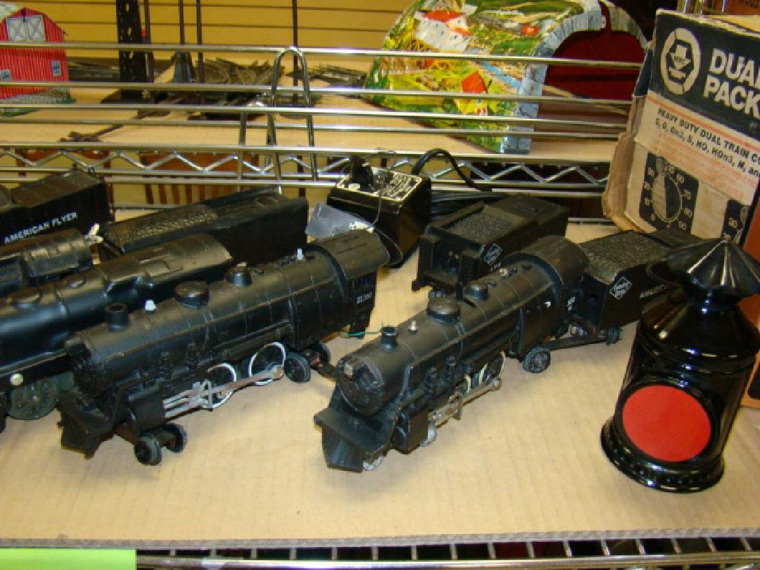 LARGE LOT OF VARIOUS LOCOMOTIVE & TENDERS - 3
