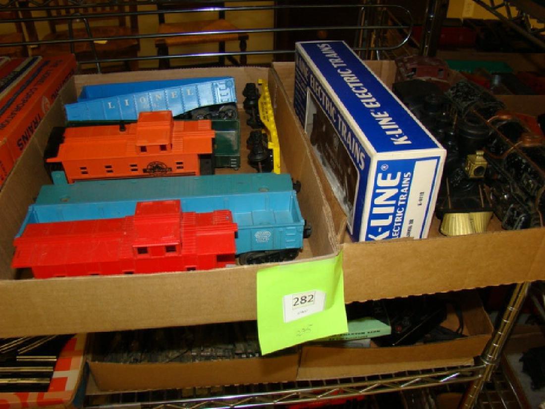 K-LINE PENN 6112-AMERICAN FLYER & LIONEL TRAINS