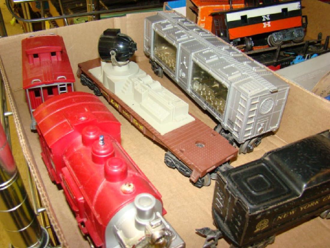 LIONEL TRAIN CARS-ROCK ISLAND AND MORE - 2