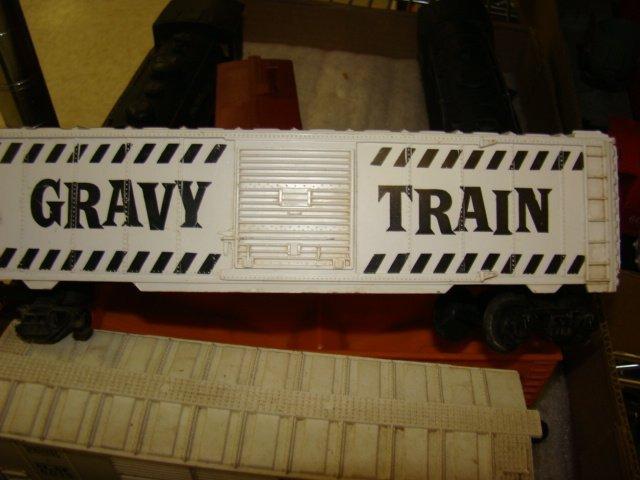 FRISCO BOX CAR-ROCKET FUEL CAR AND MORE TRAINS - 3