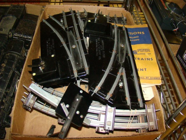 AMERICAN FLYER TRAINS-CONTROLLERS-TRACK - 3
