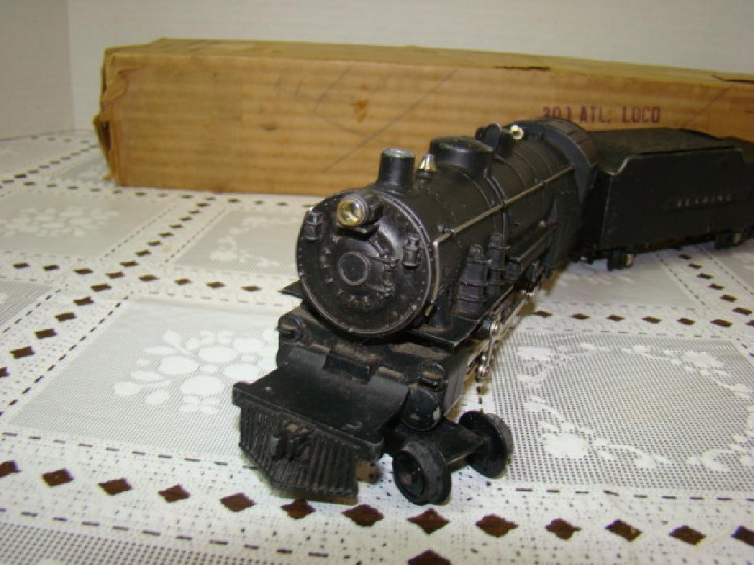 AMERICAN FLYER LOCOMOTIVE 300 & TENDER IN ORIGINAL - 6