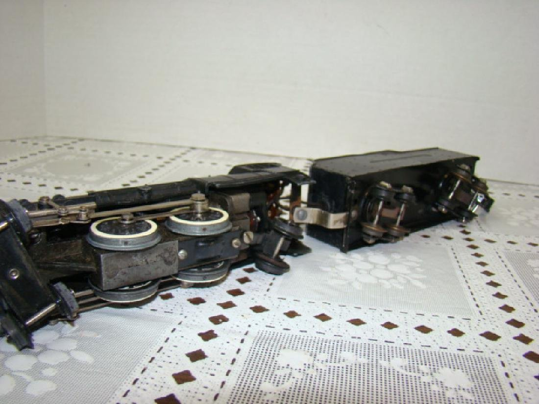 AMERICAN FLYER LOCOMOTIVE 300 & TENDER IN ORIGINAL - 8